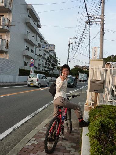 逗子自転車