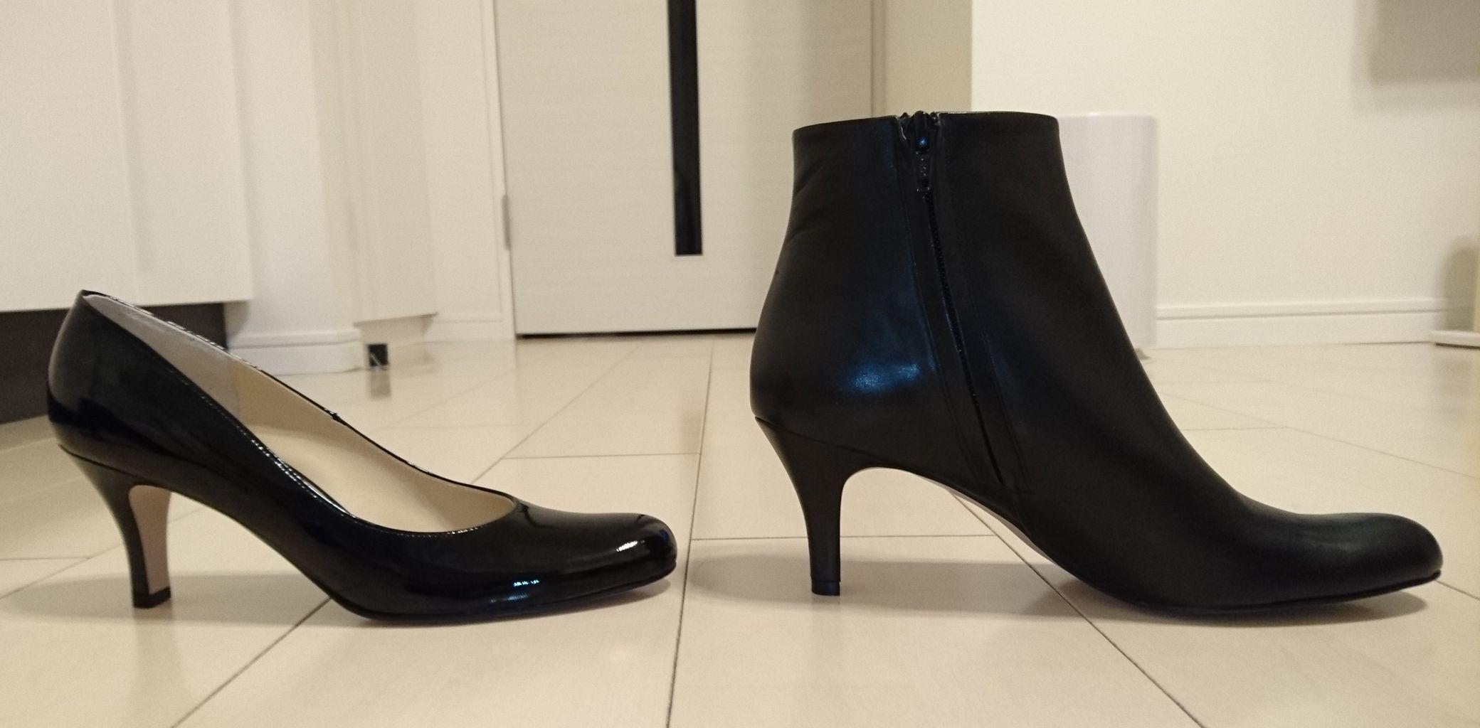 やっと届いた靴  おうちとわたし、やわらかなじかん。
