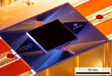 量子コンピューター、スパコンしのぐ性能実証 米グーグル発表 最先端のスパコンでも1万年かかる計算問題を200秒で解く