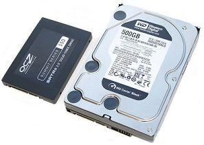 SSD-HDD