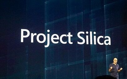 Project Silica