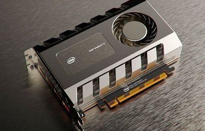 Intel's First Discrete Graphics Card