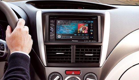 Car_Navigation