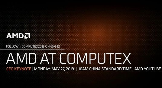 AMD at Computex 2019