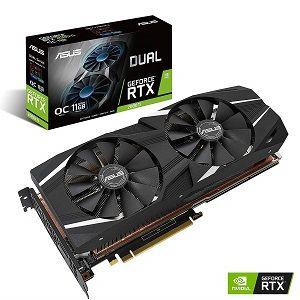 ASUS GeForce RTX 2080 Ti O11G Dual-fan