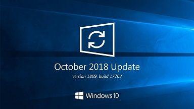 Windows10 1809