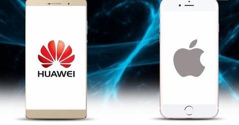 huawei-apple