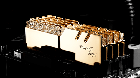 Trident Z Royal Display Box