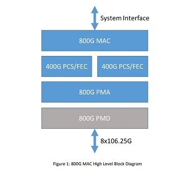 800 Gigabit Ethernet Specification
