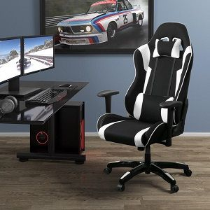 Black-Gaming-Office-Chair