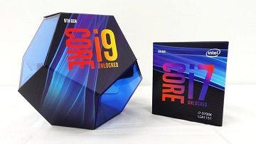 Core i9-Core i7