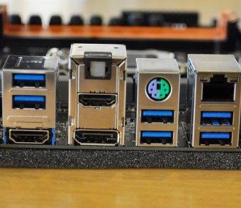 マザボの特定のUSBポートが使用中に頻繁にロストするようになった