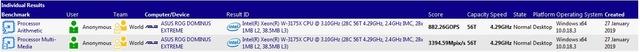 Intel Xeon W-3175X-2