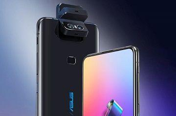 ASUSの新フラッグシップ「ZenFone 6」発表、前後に回転するフリップカメラを搭載
