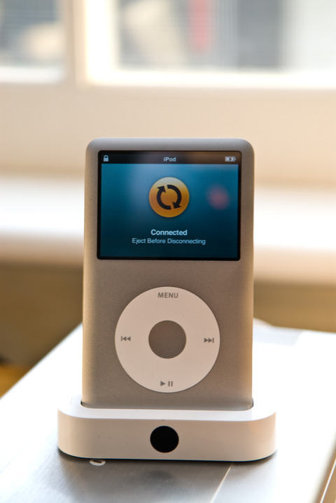 IPod_classic_in_dock