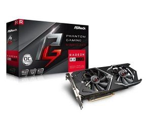 Phantom Gaming M1 Radeon RX570 8G
