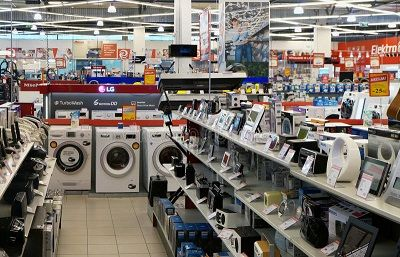 Home appliance mass retailer