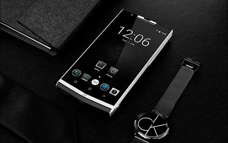Meet this android phone with 10,000mAh battery capacity