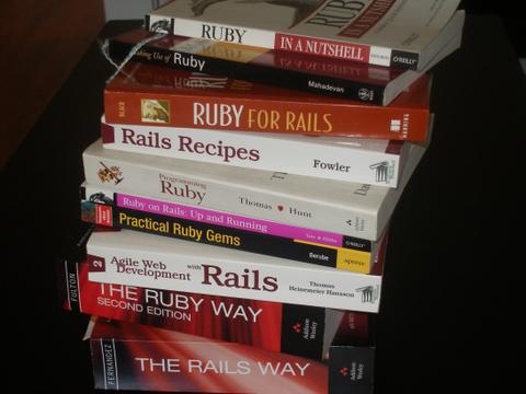 Ruby-Books