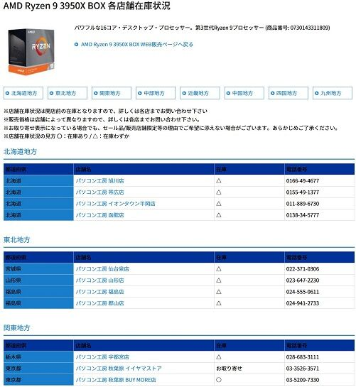 AMD Ryzen 9 3950X BOX