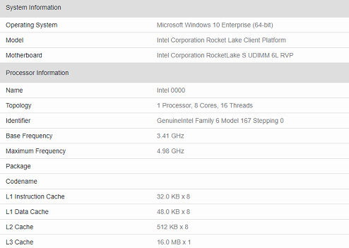 Intel-Roocket-Lake-S-5-Ghz-Geekbench