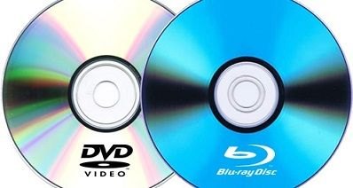 DVD-Blu-ray
