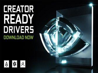 Creator Ready Driver