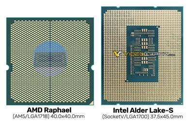 AMD-Raphael-AM5-vs-Intel-AlderLake-LGA1700
