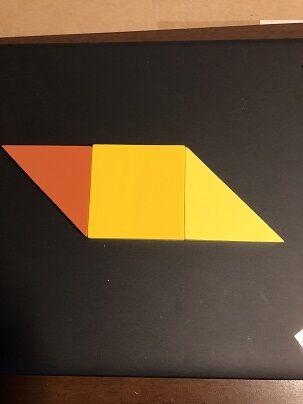タングラム平行四辺形2