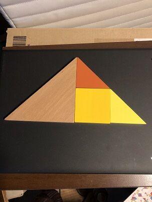タングラム合同三角形2