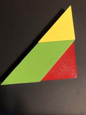 タングラム合同三角形