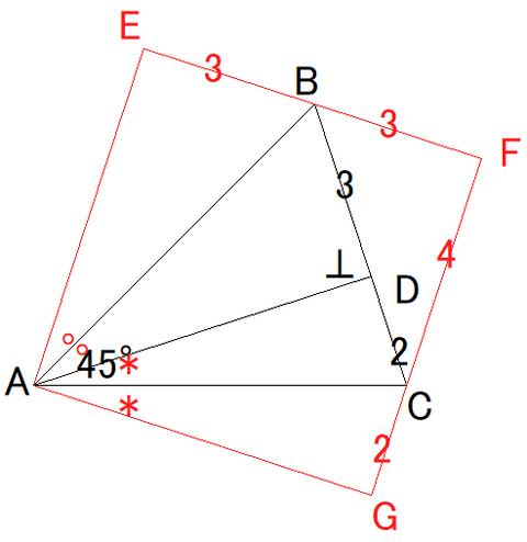 図形問題面積解答