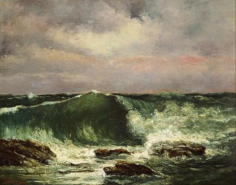 クールベ波1870