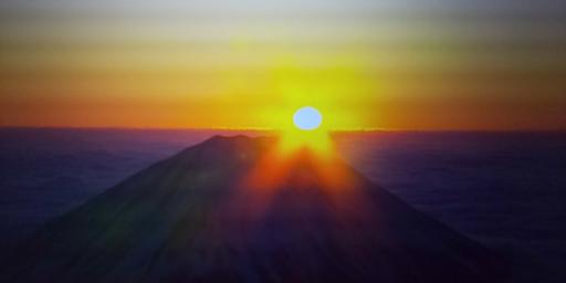 富士山@2020年元旦22