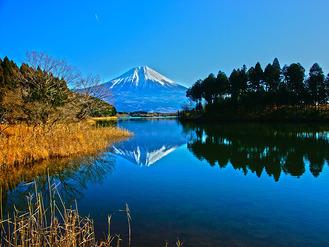 富士山@明鏡止水