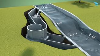 水力タービン2