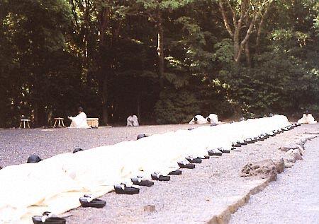 伊勢神宮(大祓い
