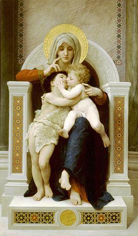 マリアと子ら