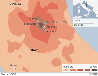 Italy quake 2016