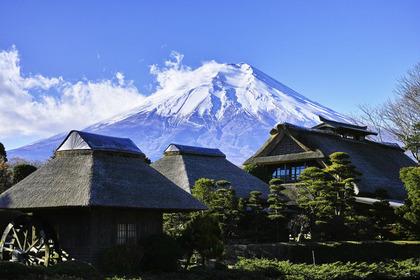 富士山@publicdomainq-0003790acg