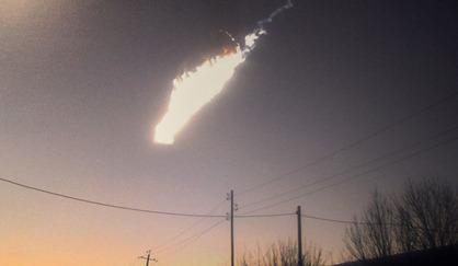 ムールマンスク州の閃光