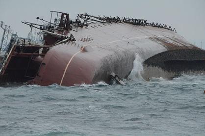 ロシア海軍「自沈作戦」
