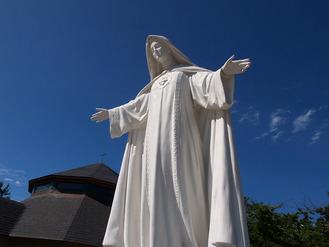 聖母@函館トラピスチヌ