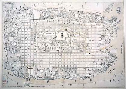 hatahara端原氏城下画図