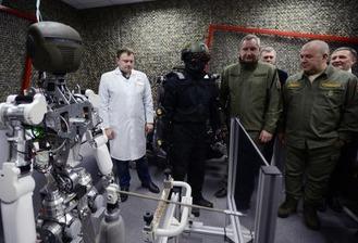 ロシア_ロボット_宇宙開発