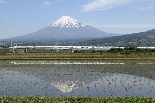 富士山20171231