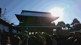 戸隠神社(平成29年1月2日)