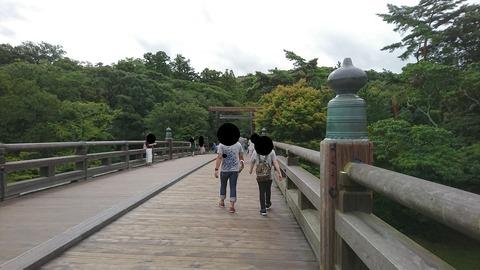 0469 伊勢神宮03 宇治橋02