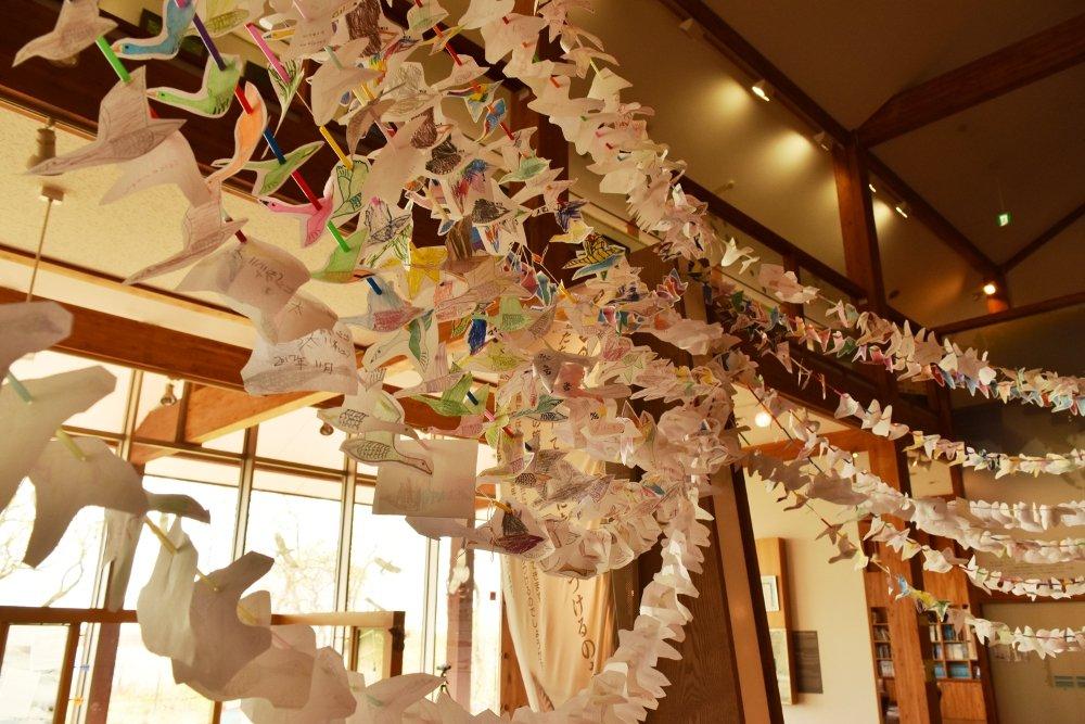 ウトナイ 湖 野生 鳥獣 保護 センター