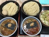 20171118柏セブンパーク 三田製麺所